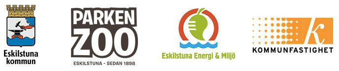 Samarbetparterns logotyper
